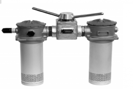 SRFA DUPLEX TANK MOUNTED MINI-TYPE RETURN FILTER SERIES