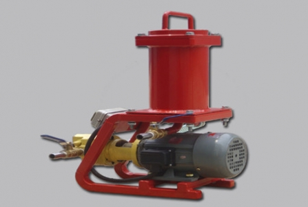 Hand Held Mobile Oil Purifier