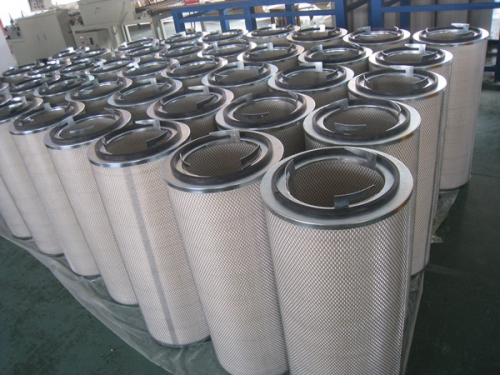 The Custom Made Air Filter Have Been Ready to Delivery
