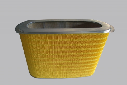 Oval Air Filter Cartridge for Welding