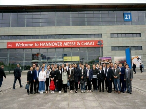 German Hannover Exhibition Ended Successfully